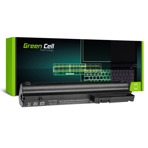 Bateria Green Cell HSTNN-FB21 do HP EliteBook 2530p 2540p HP Compaq 2400 2510p