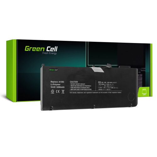 Bateria Green Cell A1382 do Apple MacBook Pro 15 A1286 (Early 2011, Late 2011, Mid 2012)