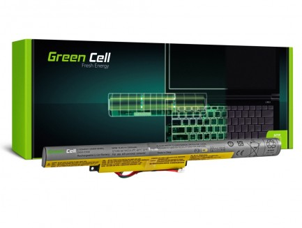 Bateria Green Cell L12M4F02 L12S4K01 do Lenovo IdeaPad P400 P500 Z400 Z500 Z500A Z510 TOUCH