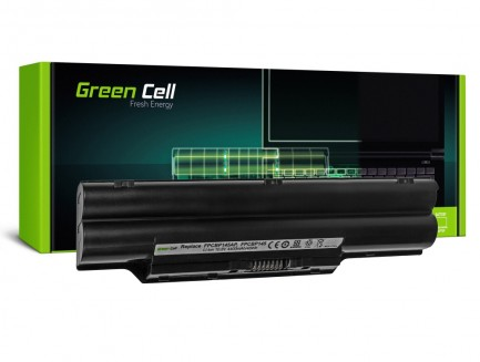 Bateria Green Cell FPCBP145 FPCBP282 do Fujitsu LifeBook E751 E752 E781 E782 P770 P771 P772 S710 S751 S752 S760 S761 S762 S782