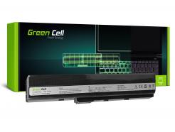Bateria akumulator Green Cell do laptopa Asus K52JC K52F A52F K52J K52N K42F B53 N82 A32-K52 14.4V 8 cell