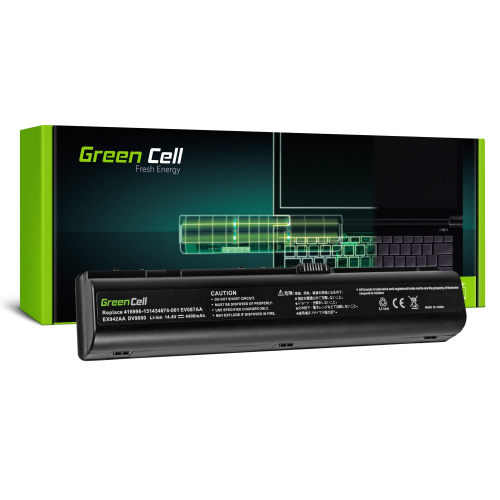 Bateria Green Cell HSTNN-LB33 do HP DV9000 DV9500 DV9600 DV9700 DV9800