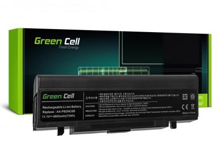 Bateria akumulator Green Cell do laptopa Samsung R509 R510 R710 R45 R60 R65 AA-PB4NC6B 11.1V 9 cell