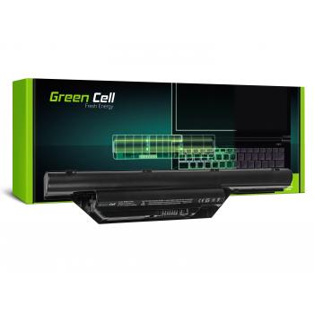 Green Cell ® Bateria do Fujitsu LifeBook S6520
