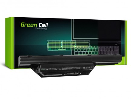 Bateria Green Cell FPCBP179 do Fujitsu-Siemens LifeBook S6410 S7210