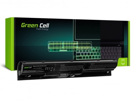 Bateria Green Cell KI04 do HP Pavilion 14-AB 15-AB 15-AK 17-G