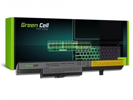 Bateria Green Cell L13S4A01 do Lenovo B40 B50 G550s N40 N50