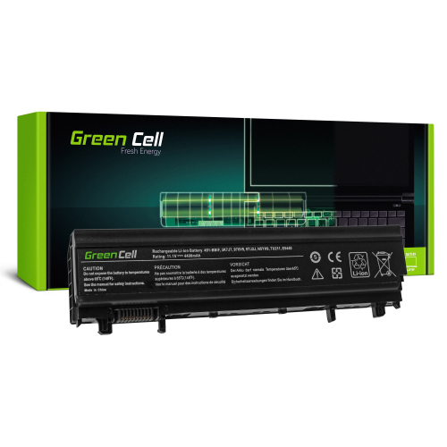 Bateria Green Cell VV0NF N5YH9 do Dell Latitude E5440 E5540