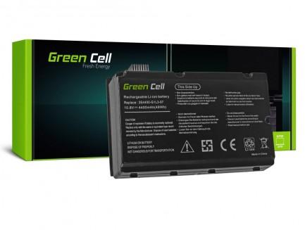 Bateria Green Cell 3S4400-G1L3-07 do Fujitsu-Siemens Amilo Pi3525 Pi3540