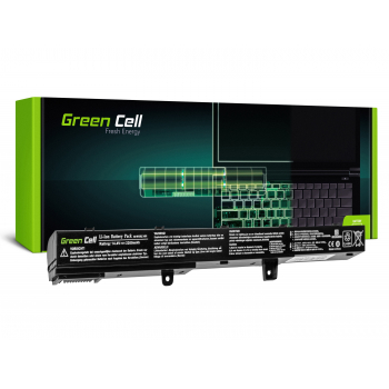 Green Cell ® Bateria do Asus X551CA