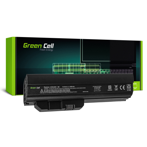 Bateria Green Cell PT06 do HP Compaq Mini 311 311C