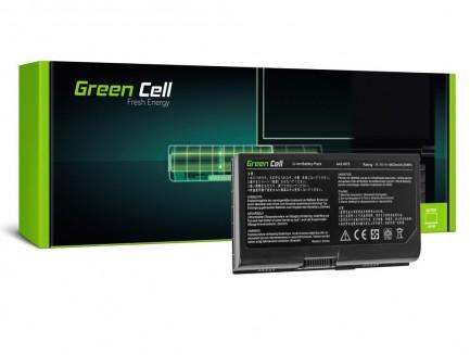 Bateria Green Cell do laptopa Asus F70 G71 G72 M70 N70 N90 Pro70 X71 X72 X90