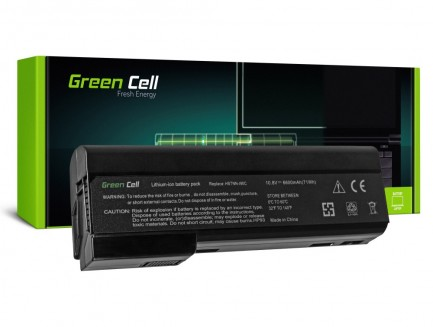 Bateria Green Cell CC06XL do HP EliteBook 8460p 8460w 8470p 8560p 8570p ProBook 6460b 6560b 6570b