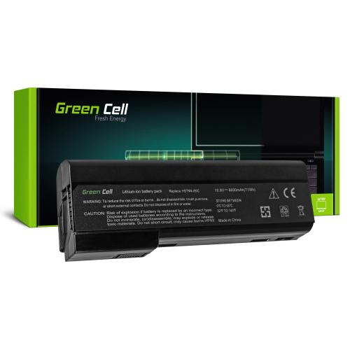 Bateria Green Cell CC06XL do HP EliteBook 8460p 8460w 8470p 8560p 8570p ProBook 6460b 6560b 6570b