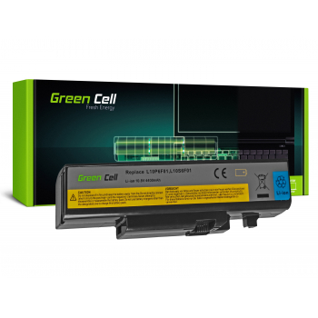 Bateria Green Cell do Lenovo IdeaPad Y470 Y471 Y570 Y570A Y570D Y570N Y570P