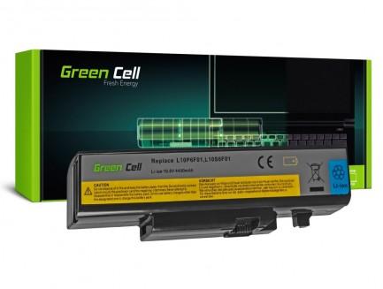 Bateria Green Cell do laptopów Lenovo IdeaPad Y470 Y471 Y570