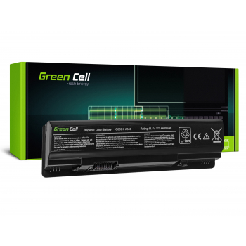 Bateria Green Cell F287H PP37L do Dell Vostro 1015 1014 1088 A840 A860