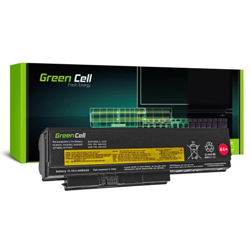 Bateria 42T4861 42T4862 Green Cell do Lenovo ThinkPad X220 X220i X220s X230 X230i