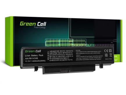 Bateria akumulator Green Cell do laptopa Samsung Q328 Q330 N210 N220 NB30 X418 X420 X520 AA-PB1VC6B 11.1V 6 cell