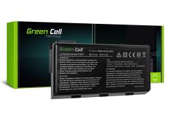 Bateria Green Cell BTY-L74 o zwiększonej pojemności do MSI CR500 CR600 CR610 CR620 CR630 CR700 CR720 CX500 CX600 CX620 CX700
