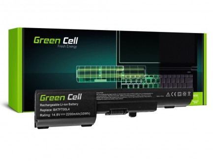 Bateria Green Cell BATFT00L4 BATFT00L6 do Laptopa Dell Vostro 1200