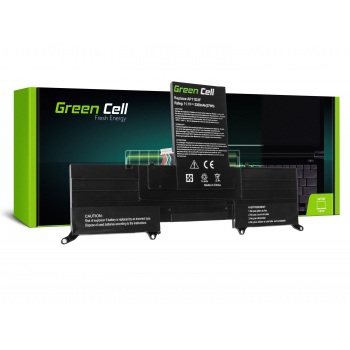 Bateria Green Cell AP11D4F AP11D3F do Acer Aspire S3 MS2346 S3-371 S3-391 S3-951