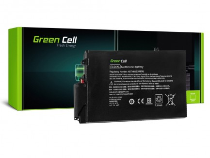 Bateria Green Cell EL04XL do HP Envy 4-1000 4-1100 4-1120EW 4-1120SW 4-1130EW