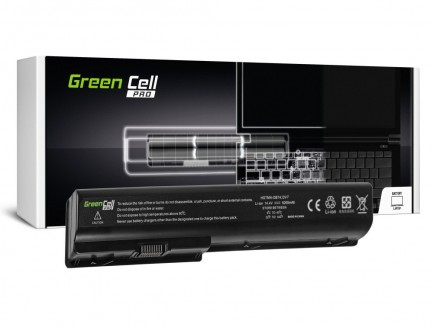 Bateria Green Cell PRO HSTNN-DB75 do HP Pavilion DV7 DV8 HDX18