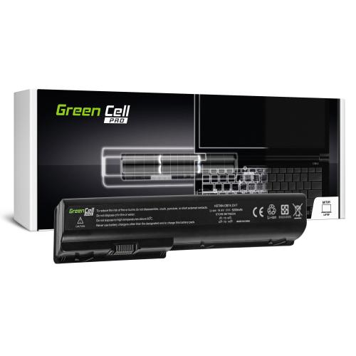 Bateria Green Cell PRO HSTNN-DB75 do HP Pavilion DV7 DV8 HDX18