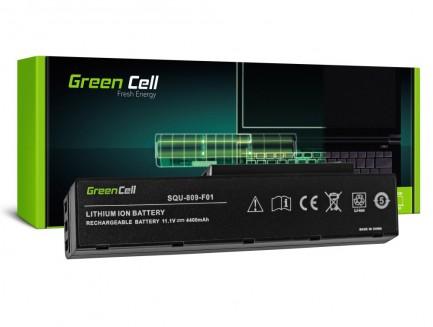 Bateria Green Cell SQU-809-F01 do Fujitsu-Siemens Amilo Li3710 Li3910 Pi3560 Pi3660