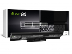Bateria Green Cell PRO VGP-BPS35A do Sony Vaio SVF14 SVF15 Fit 14E 15E