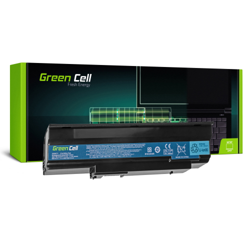 Bateria Green Cell AS09C31 AS09C71 ZR6 do Acer eMachines E528 E728 Extensa 5235 5635 5635G 5635Z 5635ZG