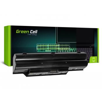 Bateria Green Cell FPCBP250 do Fujitsu-Siemens LifeBook A530 A531 AH530 AH531