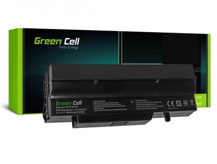 Bateria akumulator Green Cell do laptopa Fujitsu-Siemens V3405 V3505 Li1718 Li2727 BTP-B4K8 10.8V 9 cell