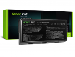 Bateria Green Cell BTY-L74 BTY-L75 do MSI CR500 CR600 CR610 CR620 CR630 CR700 CR720 CX500 CX600 CX620 CX700