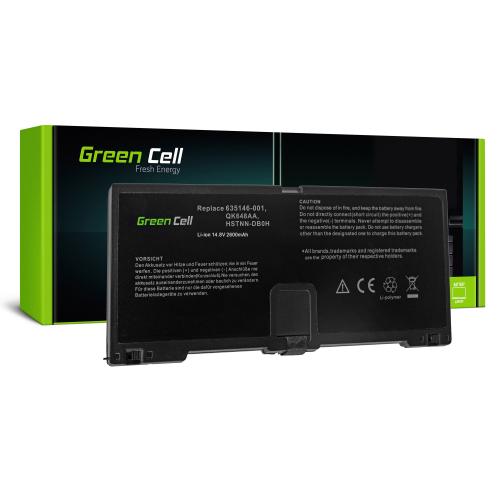 Bateria Green Cell HSTNN-DB0H do HP ProBook 5330m