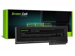 Bateria Green Cell do HP EliteBook 2730p 2740p 2740w 2760p Compaq 2710p