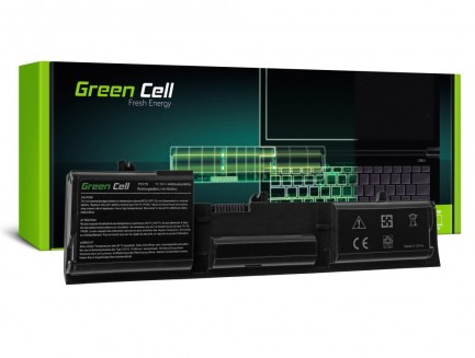Bateria Green Cell do Laptopa Dell Latitude D410