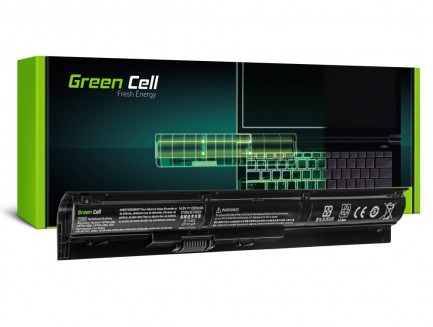 Bateria Green Cell VI04 do Laptopów HP Pavilion/Envy 14 15 17, HP ProBook 440 445 450 455 G2