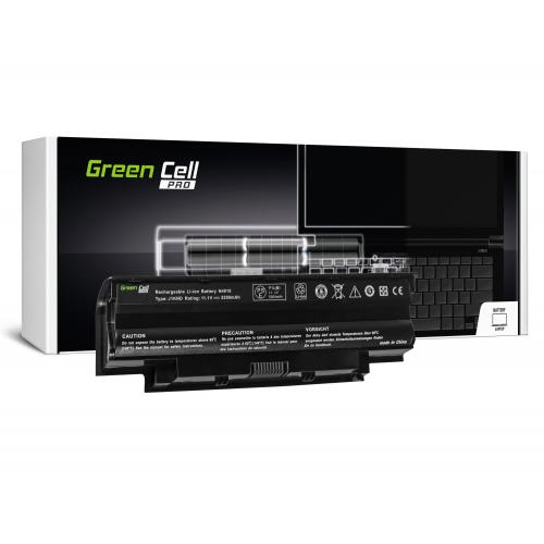 Bateria Green Cell PRO J1KND do Dell Inspiron 13R 14R 15R 17R Q15R N4010 N5010 N5030 N5040 N5110 T510