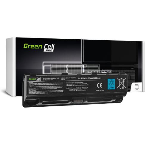 Bateria Green Cell PRO PA5109U-1BRS do Toshiba Satellite C50 C50D C55 C55D C70 C75 L70 S70 S75