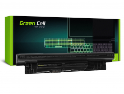 Green Cell ® Bateria do laptopa Dell Inspiron P28F