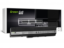 Green Cell ® Bateria A32-N82 do laptopa Asus