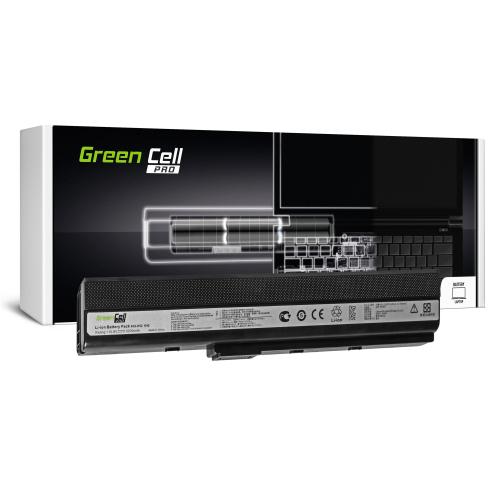 Bateria Green Cell PRO A32-K52 A32-K42 do Asus K52 K52J K52F A52 A52F X52J X52 K52JC K52N