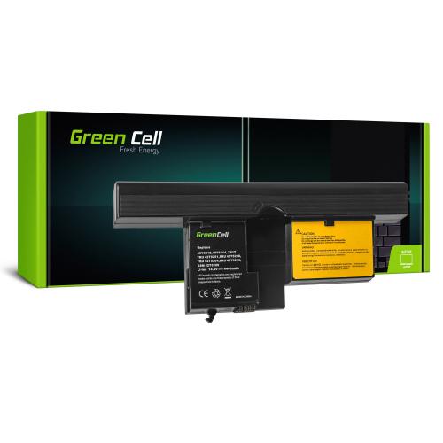 Bateria Green Cell do Lenovo IBM ThinkPad Tablet PC X60 X61 X61s X60s
