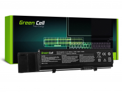Bateria Green Cell 7FJ92 Y5XF9 do Dell Vostro 3400 3500 3700