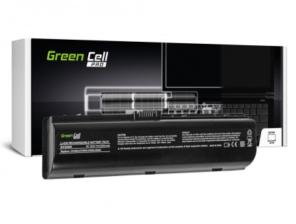 Bateria akumulator Green Cell do laptopa HP Pavilion DV2000 DV6000 DV6500 DV6700 10.8V 6 cell