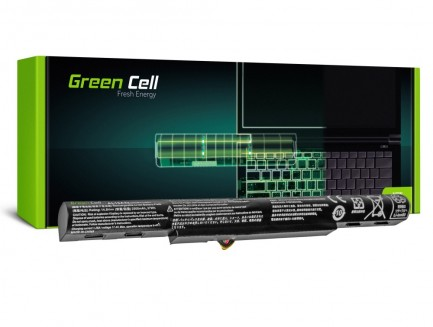 Bateria Green Cell AL15A32 do Acer Aspire E5-573 E5-573G E5-573TG E5-722 E5-722G V3-574 V3-574G TravelMate P277