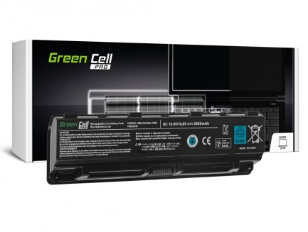 Bateria Green Cell PRO PA5024U-1BRS do Toshiba Satellite C850 C850D C855 C870 C875 L850 L855 L870 L875