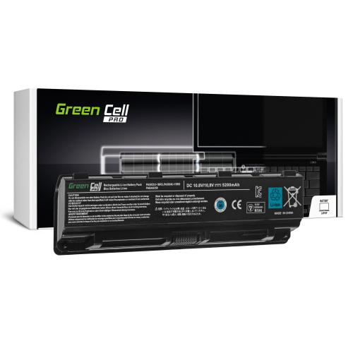Bateria Green Cell PRO PA5024U-1BRS do Toshiba Satellite C850 C850D C855 C870 C875 L850 L855 L870 L875